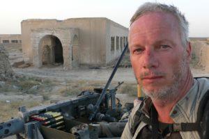 Sean Langan : journaliste de guerre par vocation