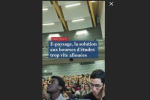 Les stories, une nouvelle pratique journalistique boudée par les grands médias belges
