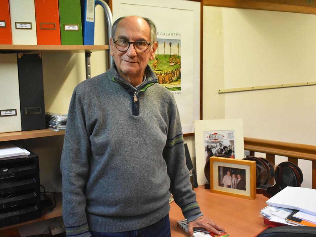 Viva la révolution: Portrait d'un militant chilien en France