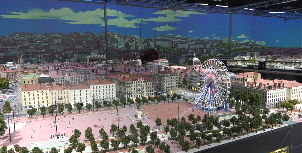 A la découverte de Mini World Lyon