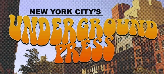 New York's City Underground Press