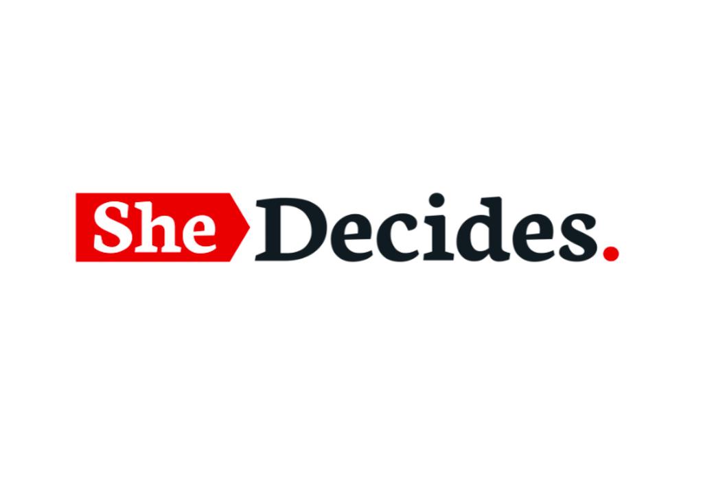 logo shedecides