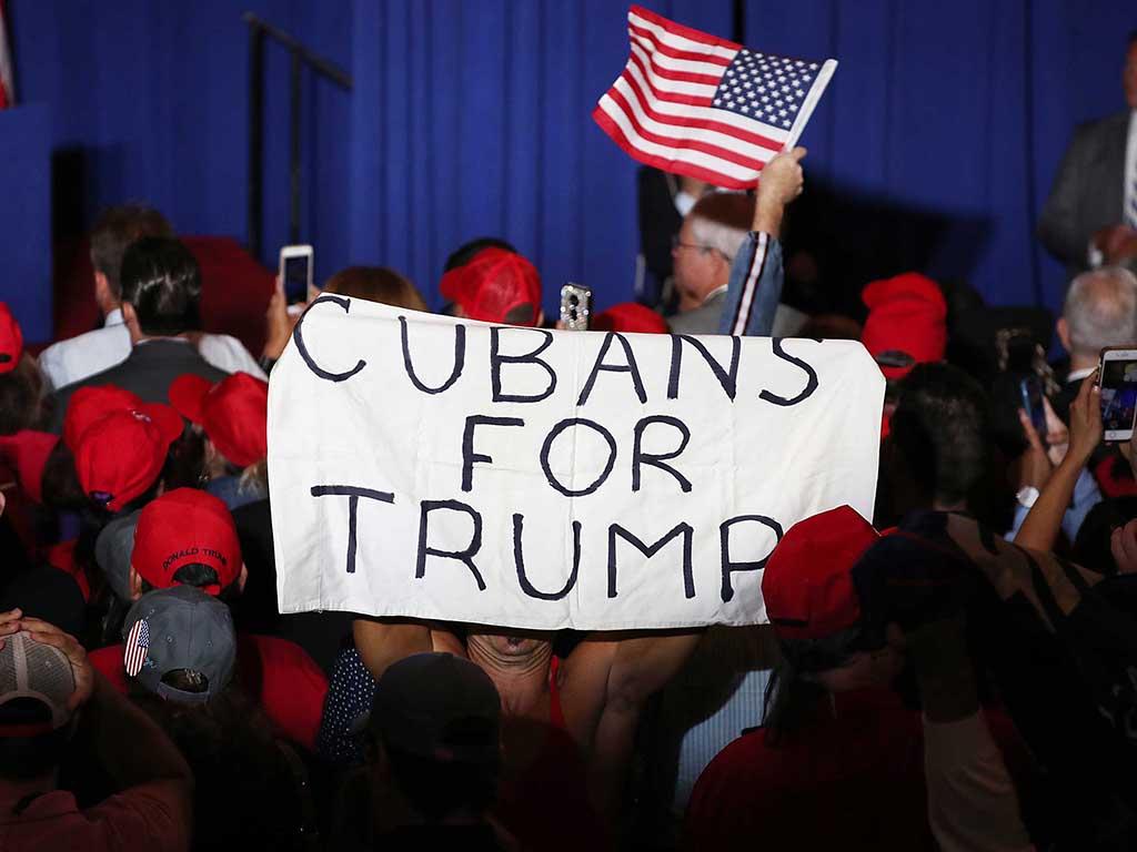Le vote latino-américain déçoit les démocrates