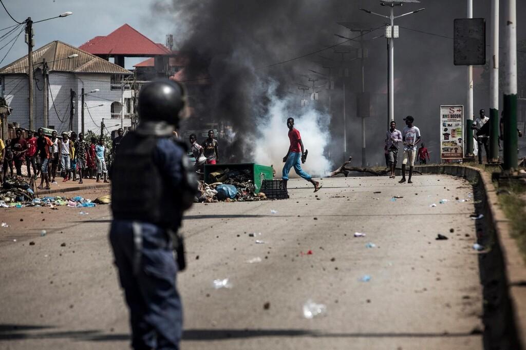Une vague de terreur s'abat en Guinée suite à la réélection d'Alpha Condé
