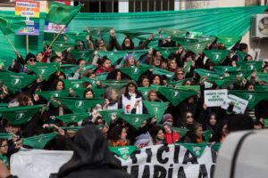 Droit à l'avortement : la lutte en Amérique Latine continue